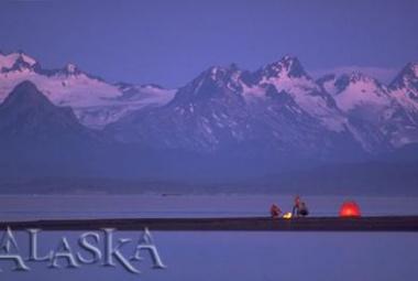 Alaszka Gleccserei