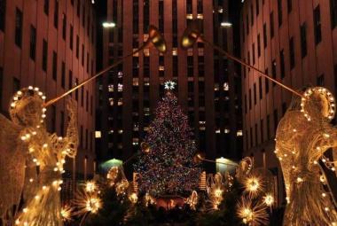 Karácsonyi Hangulat New York-ban -  Frei Tamással és Méhész Zsuzsával magyar idegenvezetéssel