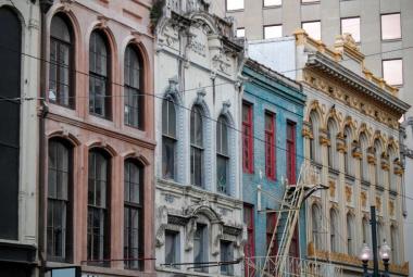 New Orleans egyéni városlátogatás