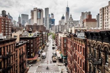Szilveszter New York-ban - magyar nyelvű idegenvezetéssel