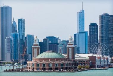 Városlátogatás Chicagoban