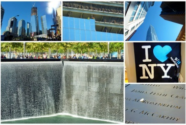 New York intenzíven városlátogatás