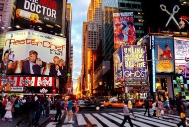 New York Intenzíven - magyar idegenvezetéssel