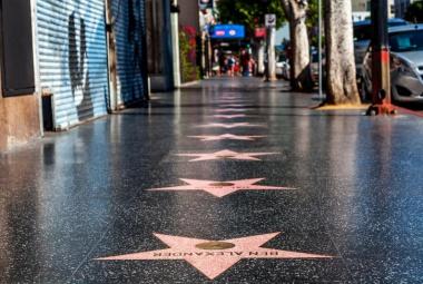 Los Angeles-i városlátogatás