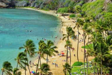 Tiszta Hawaii nyaralás