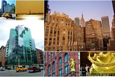 NEW YORK INTENZÍVEN