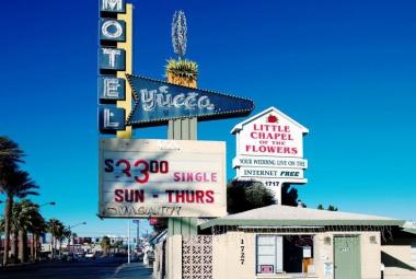 Szilveszter Las Vegasban - magyar nyelvű idegenvezetéssel