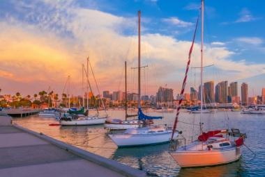 San Diego egyéni városlátogatás