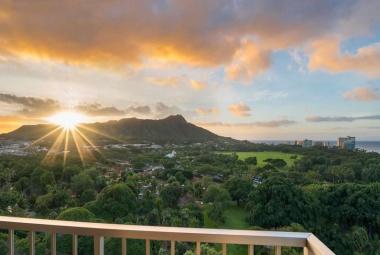Hawaii nyaralás - Queen Kapiolani ***
