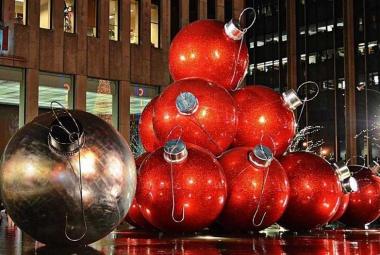 Karácsonyi Hangulat New York-ban -  Frei Tamással és magyar idegenvezetéssel