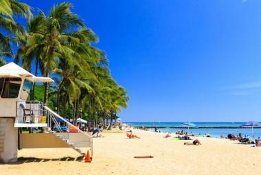Hawaii nyaralás - The Royal Hawaiian *****