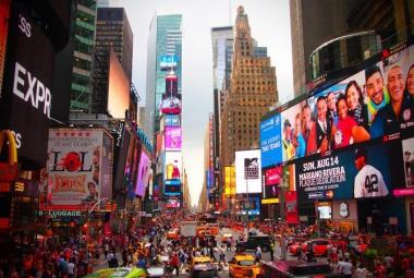 New York egyéni városlátogatás KÖZVETLEN járattal