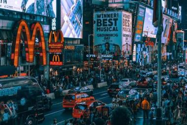 New York és a Nyugati Panoráma - magyar nyelvű idegenvezetéssel