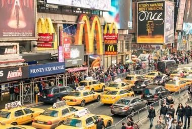 Pünkösdi hosszú hétvége New Yorkban