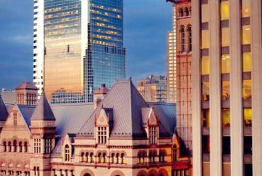 Keleti Parti Nagyvárosok és a Niagara Vízesés