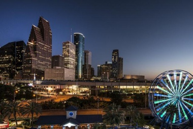 Houston egyéni városlátogatás